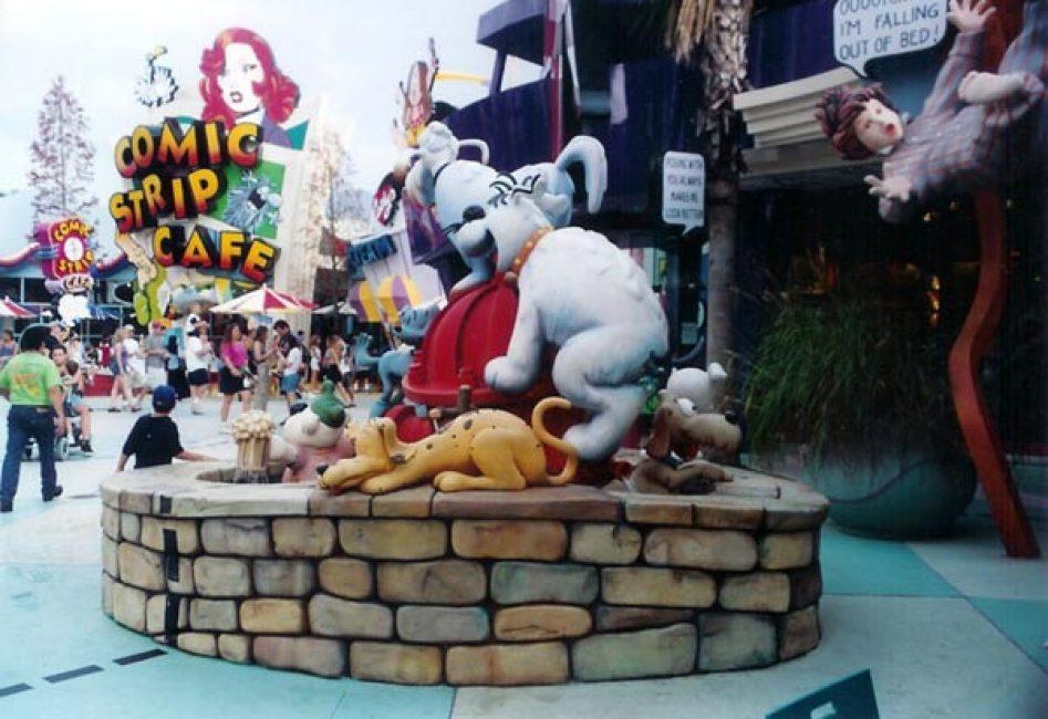Theme Park III