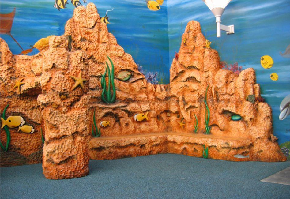 Sea Wall II