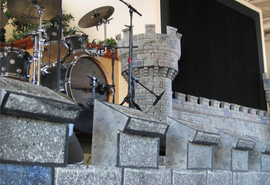 Stage Set III